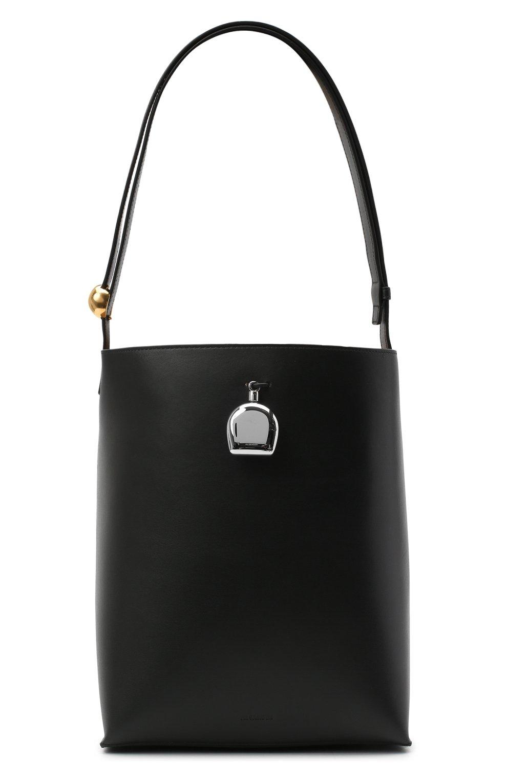 Женская сумка constantin JIL SANDER черного цвета, арт. JSPR852449-WRB00076V   Фото 1