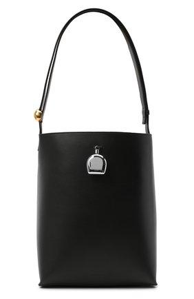 Женская сумка constantin JIL SANDER черного цвета, арт. JSPR852449-WRB00076V | Фото 1