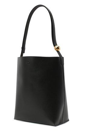 Женская сумка constantin JIL SANDER черного цвета, арт. JSPR852449-WRB00076V   Фото 3
