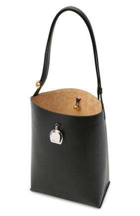 Женская сумка constantin JIL SANDER черного цвета, арт. JSPR852449-WRB00076V   Фото 4