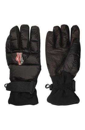Пуховые перчатки | Фото №2