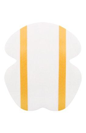 Женские наклейка MISS PERFECT белого цвета, арт. MPA30101 | Фото 2 (Материал внешний: Синтетический материал)