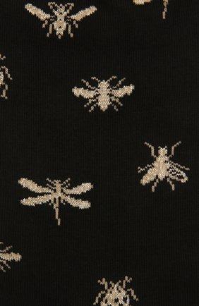 Мужские хлопковые носки STORY LORIS черного цвета, арт. 137 | Фото 2 (Материал внешний: Хлопок; Кросс-КТ: бельё)
