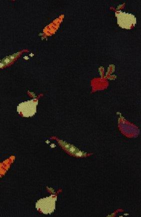 Мужские хлопковые носки STORY LORIS синего цвета, арт. 1449 | Фото 2 (Материал внешний: Хлопок; Кросс-КТ: бельё)