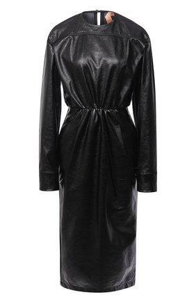 Женское платье N21 черного цвета, арт. 20I N2S0/H032/2846 | Фото 1