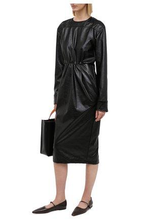 Женское платье N21 черного цвета, арт. 20I N2S0/H032/2846 | Фото 2