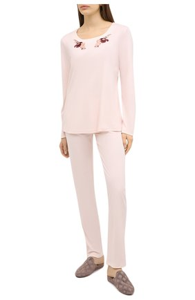 Женская пижама EVA B.BITZER кремвого цвета, арт. 20382871 | Фото 1