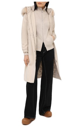 Кашемировое пальто | Фото №2