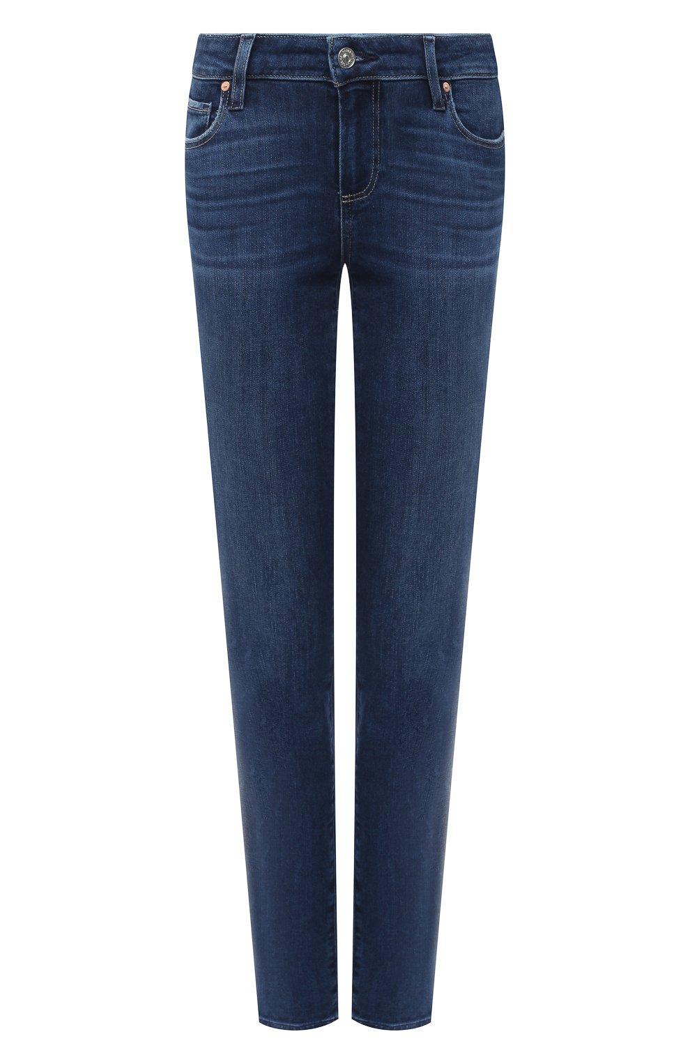 Женские джинсы PAIGE синего цвета, арт. 0248F46-2290   Фото 1