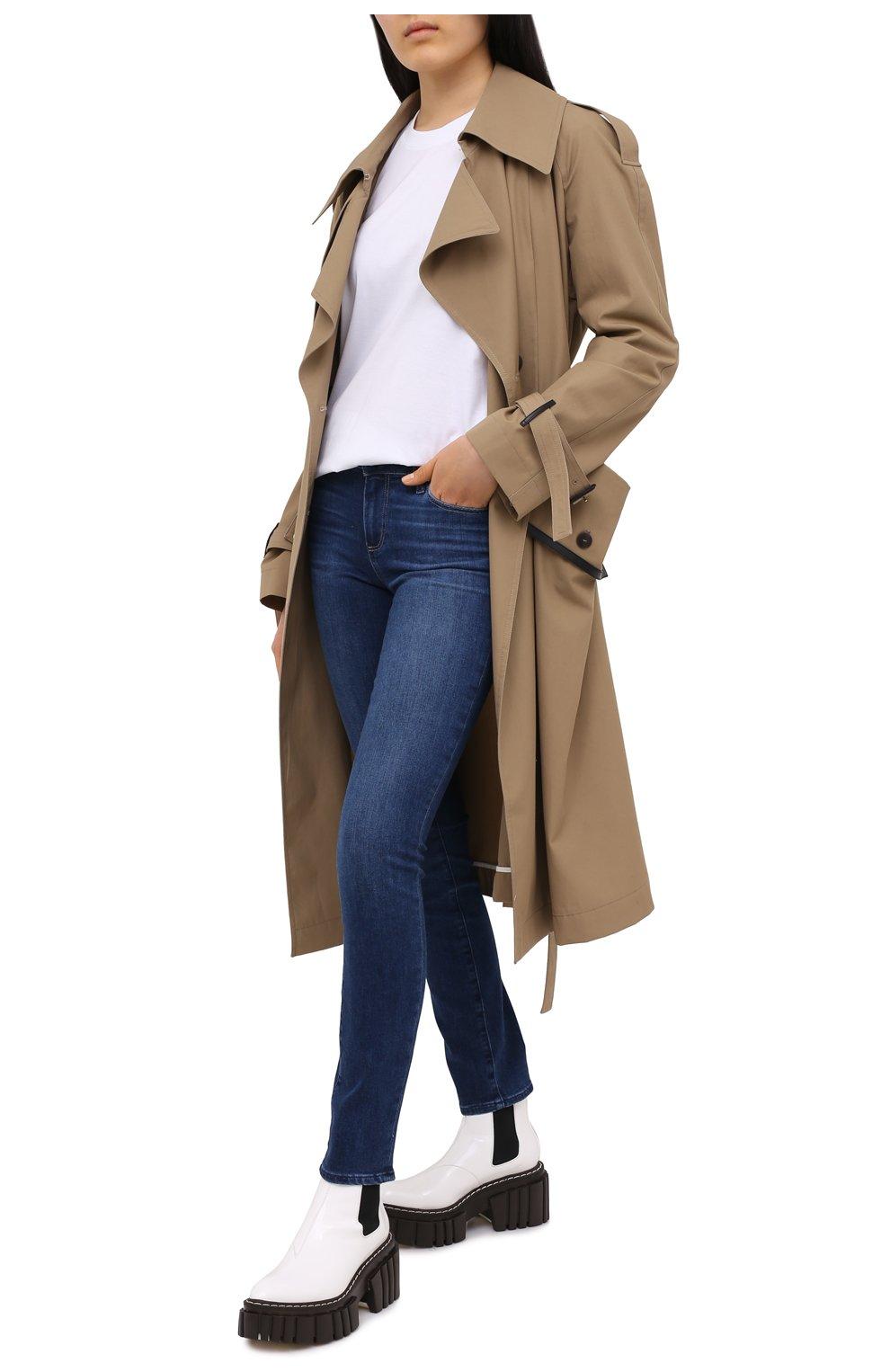 Женские джинсы PAIGE синего цвета, арт. 0248F46-2290   Фото 2