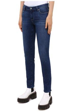 Женские джинсы PAIGE синего цвета, арт. 0248F46-2290   Фото 3