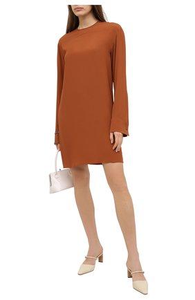 Женское платье N21 коричневого цвета, арт. 20I N2S0/H161/5111 | Фото 2