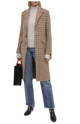 Женский кашемировый свитер FTC бежевого цвета, арт. 810-0250   Фото 2