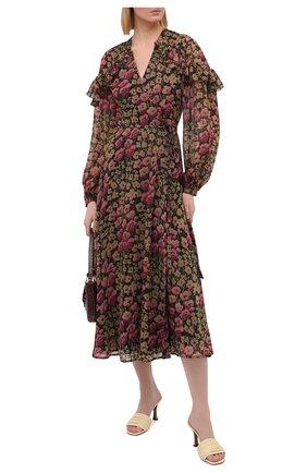 Женское платье POLO RALPH LAUREN разноцветного цвета, арт. 211814338 | Фото 2