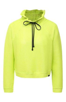 Женская пуловер KORAL желтого цвета, арт. A4089K09 | Фото 1
