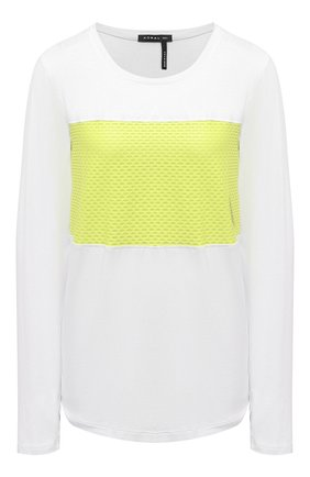 Женская лонгслив KORAL белого цвета, арт. A6414J75 | Фото 1