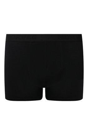 Мужские шерстяные боксеры NORVEG черного цвета, арт. 14SM006RU-002 | Фото 1
