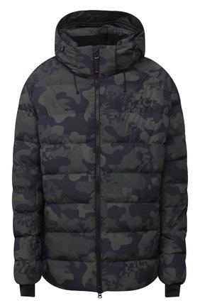 Мужская утепленная куртка BOGNER хаки цвета, арт. 34126465 | Фото 1