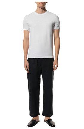 Мужская комплект из двух футболок DSQUARED2 белого цвета, арт. DCX200050   Фото 2