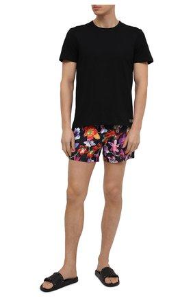 Мужские плавки-шорты DIRK BIKKEMBERGS разноцветного цвета, арт. VBKB04887 | Фото 2