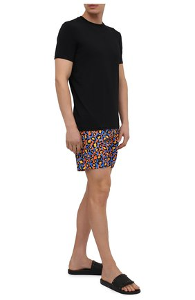 Мужские плавки-шорты DIRK BIKKEMBERGS разноцветного цвета, арт. VBKB04913 | Фото 2