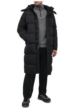 Мужская пуховик POLO RALPH LAUREN черного цвета, арт. 710810939 | Фото 2
