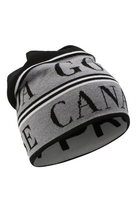 Мужская шерстяная шапка Y/PROJECT серого цвета, арт. YPCGHAT1 Y17 | Фото 1