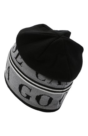 Мужская шерстяная шапка Y/PROJECT серого цвета, арт. YPCGHAT1 Y17 | Фото 2
