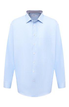 Мужская хлопковая сорочка ETON голубого цвета, арт. 1000 01387 | Фото 1