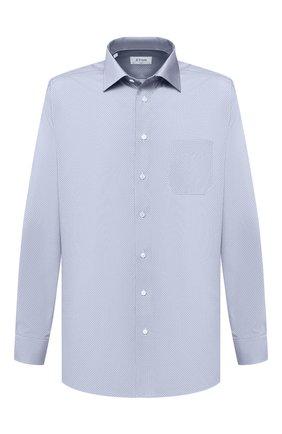 Мужская хлопковая сорочка ETON голубого цвета, арт. 1000 01365 | Фото 1