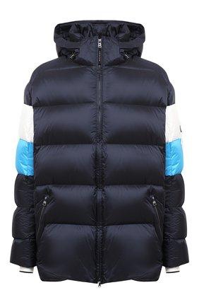 Мужская пуховая куртка BOGNER темно-синего цвета, арт. 31024253 | Фото 1