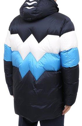 Мужская пуховая куртка BOGNER темно-синего цвета, арт. 31024253 | Фото 4