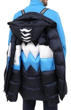 Мужская пуховая куртка BOGNER темно-синего цвета, арт. 31024253 | Фото 6