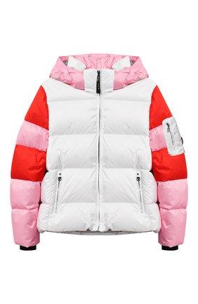 Детская пуховая куртка BOGNER KIDS белого цвета, арт. 35604614 | Фото 1