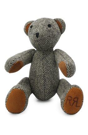 Мужского игрушка медведь RALPH LAUREN разноцветного цвета, арт. 417808325 | Фото 1