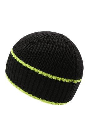 Детского шапка BOGNER KIDS черного цвета, арт. 95156125 | Фото 2
