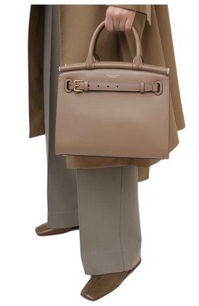 Женская сумка rl50 RALPH LAUREN бежевого цвета, арт. 435769047   Фото 2