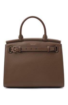 Женская сумка rl50 RALPH LAUREN коричневого цвета, арт. 435769047   Фото 1
