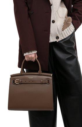Женская сумка rl50 RALPH LAUREN коричневого цвета, арт. 435769047   Фото 2