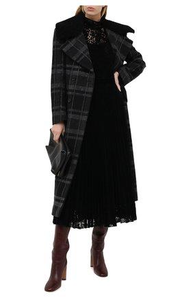 Женское платье RALPH LAUREN черного цвета, арт. 290820724   Фото 2