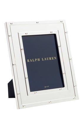 Мужского рамка для фотографий bleecker RALPH LAUREN серебряного цвета, арт. 682708175 | Фото 1