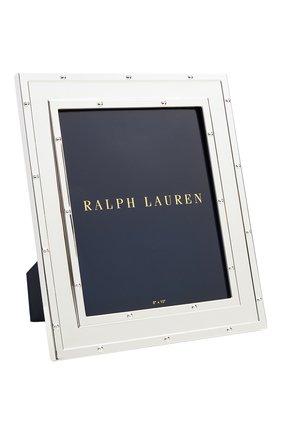 Мужского рамка для фотографий bleecker RALPH LAUREN серебряного цвета, арт. 682708176 | Фото 1