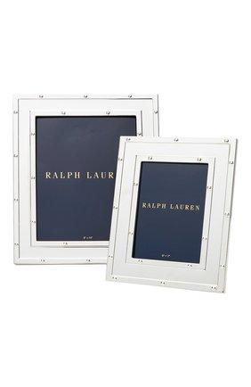 Мужского рамка для фотографий bleecker RALPH LAUREN серебряного цвета, арт. 682708176 | Фото 2