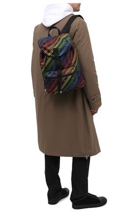 Мужской текстильный рюкзак light 3 GIVENCHY разноцветного цвета, арт. BK500MK104 | Фото 2