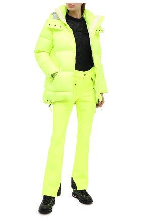 Женская пуховая куртка BOGNER желтого цвета, арт. 31624614 | Фото 2
