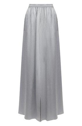 Женская юбка GIORGIO ARMANI серого цвета, арт. 0WHNN04E/T024S   Фото 1