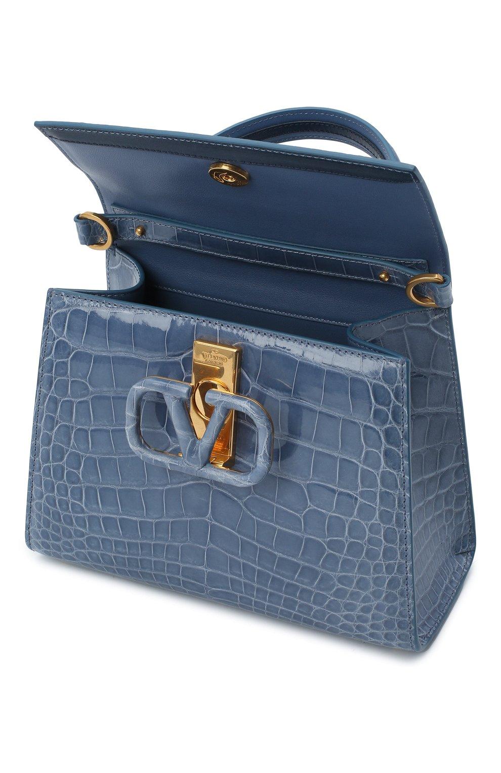 голубая сумка купить