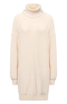 Женский пуловер Y`S белого цвета, арт. YR-K10-183   Фото 1