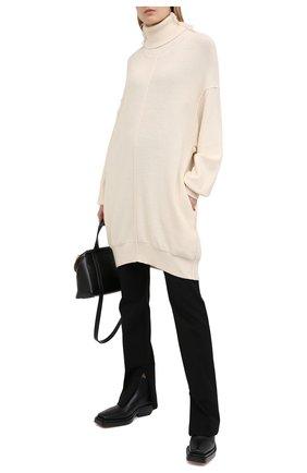 Женский пуловер Y`S белого цвета, арт. YR-K10-183   Фото 2