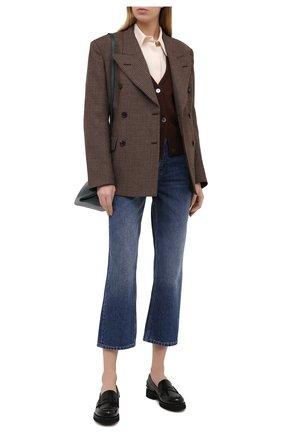 Женский кардиган FTC коричневого цвета, арт. 816-0510   Фото 2